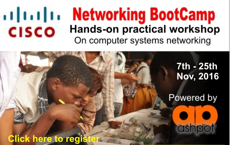 Cisco Networking Training Bootcamp thumbnail